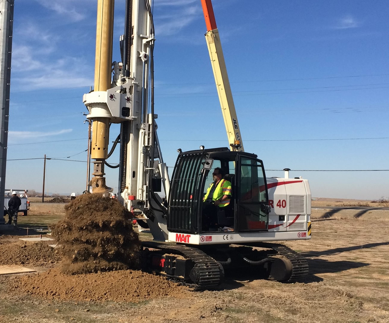 Mait Usa Equipment And Accessories Hydraulic Rigs Series